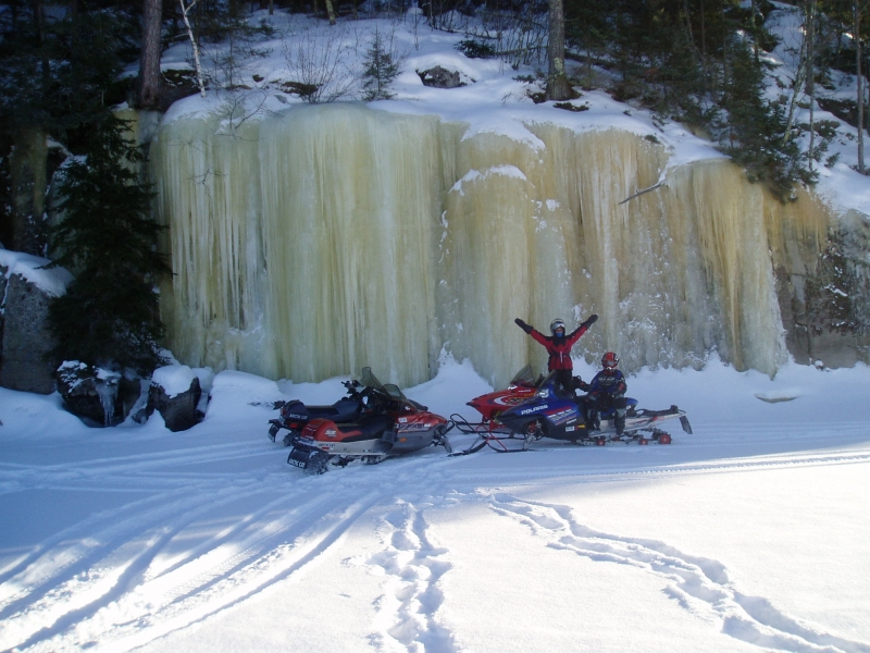 MN Snowmobile Trails Vacations Crane Lake SnowmobilingVisit