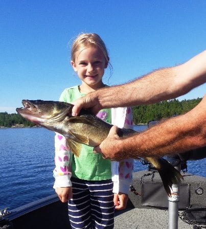 August 17 fishing report visit crane lake for Duluth mn fishing report