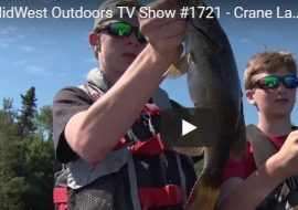 Fishing Crane Lake by MidWest Outdoors TV