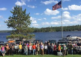 ATVAM Fall Ride and Rally 2019 In Crane Lake