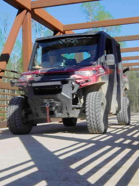 Crane Lake MN ATV Trails